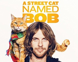 LAUNCESTON CHARITY FILM FESTIVAL 2017 - A Street Cat Called Bob at FLIC Launceston