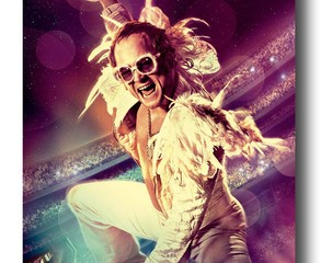Rocketman - 10P A TICKET!! LIMITED TICKETS STILL AVAILABLE!! at FLIC Launceston